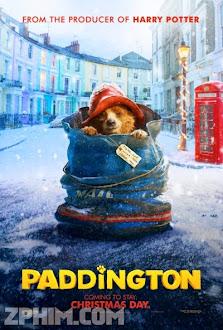 Gấu Paddington - Paddington (2014) Poster