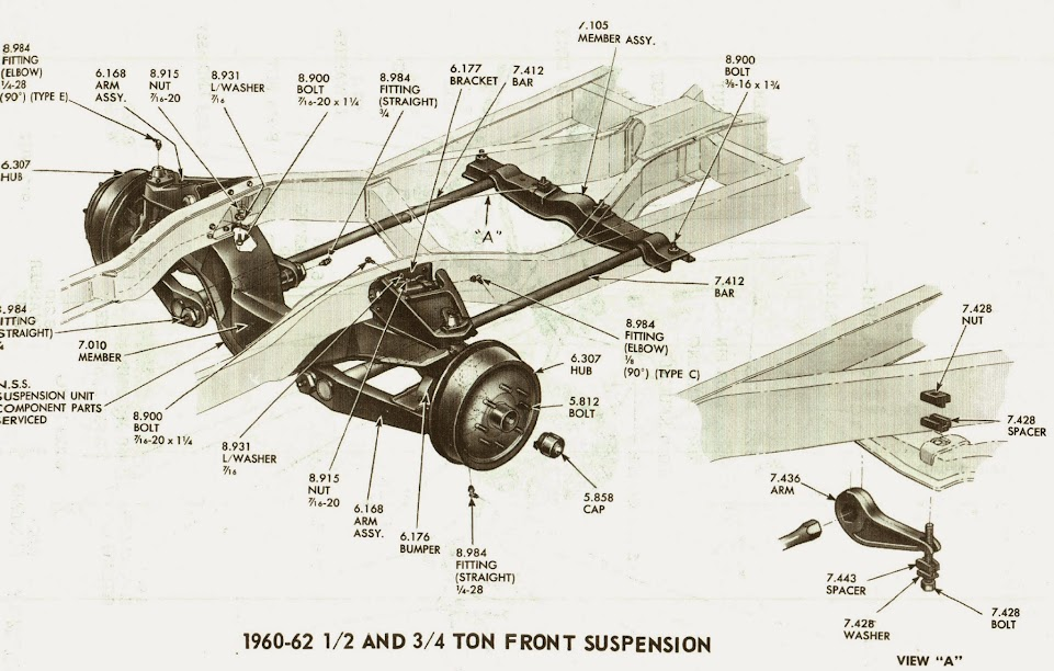 IMAG0008 exploded stock front suspension diagram? the 1947 present chevy s10 front suspension diagram at alyssarenee.co