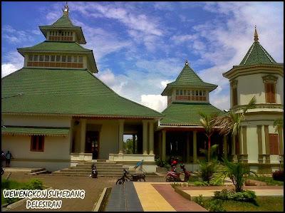 Masjid Agung Manonjaya