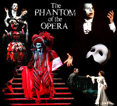 Phantom Of The Opera - Wishing You Were Somehow Here Again Lyrics