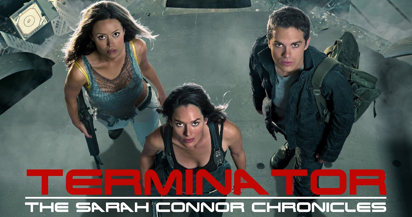 Terminator : The Sarah Connor Chronicles - Promo Poster.