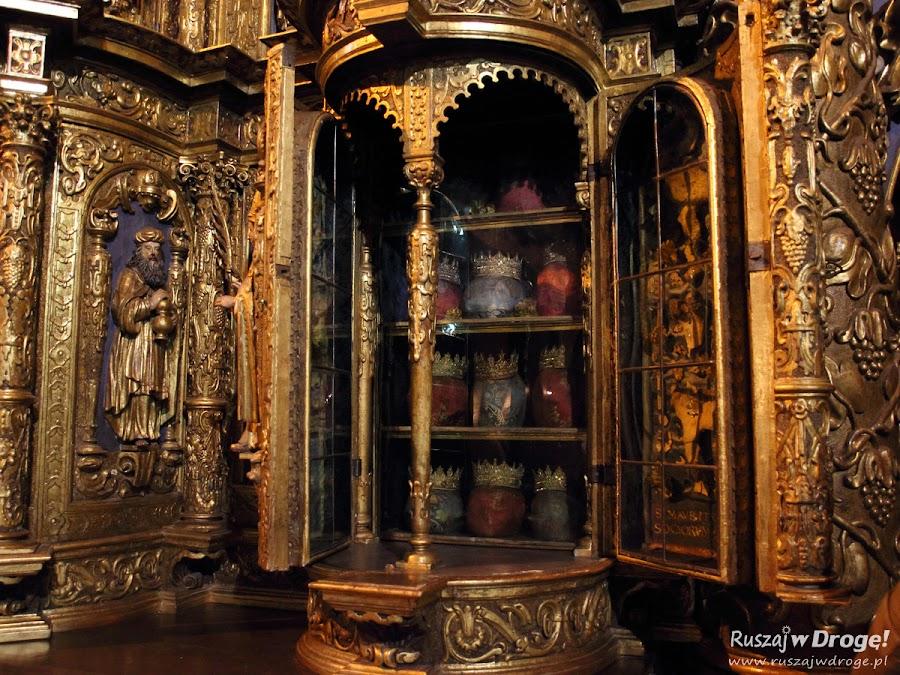 Katedra w Pelplinie - Relikwiarz