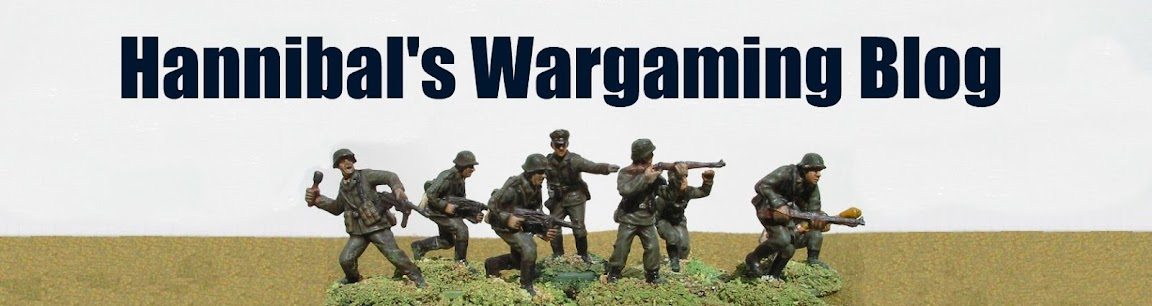 Hannibal's Wargaming Blog