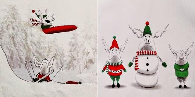 올리비아의 두근두근 크리스마스