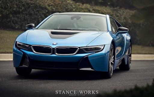 BMW i8 Protonic Blue: Đẹp ngỡ ngàng 1