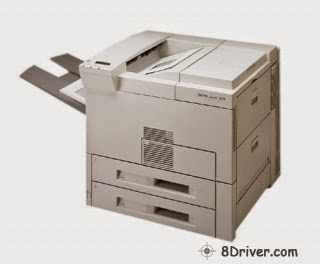 get driver HP LaserJet 8150 Series Printer