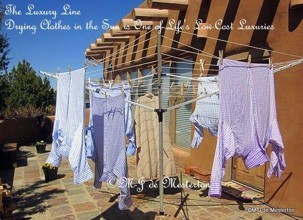 Luxury Clothes Line