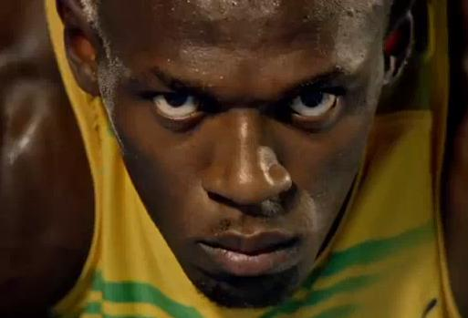 "Usain Bolt ""What's Inside"" Gatorade Commercial 