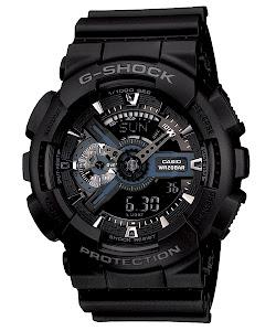 Jam Tangan Pria - Tali Gelang Karet Casio G-Shock   GA 110 2e3b629e41