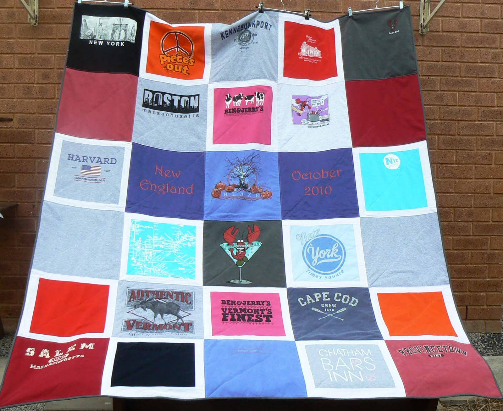 af83ad327a CurlyPops: The Giant T-Shirt Quilt - The End