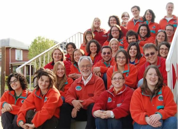 Spring 2012 Team Photo