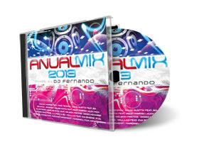 Anual Mix 2013 – Mixed by DJ Fernando