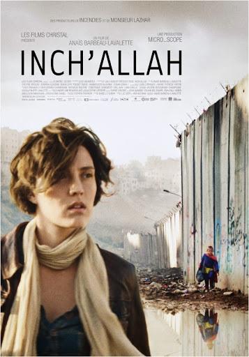 Ανάμεσα... Inch' Allah Poster