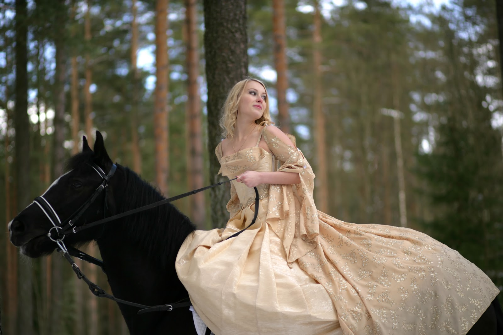 love friendship a princess on a horse