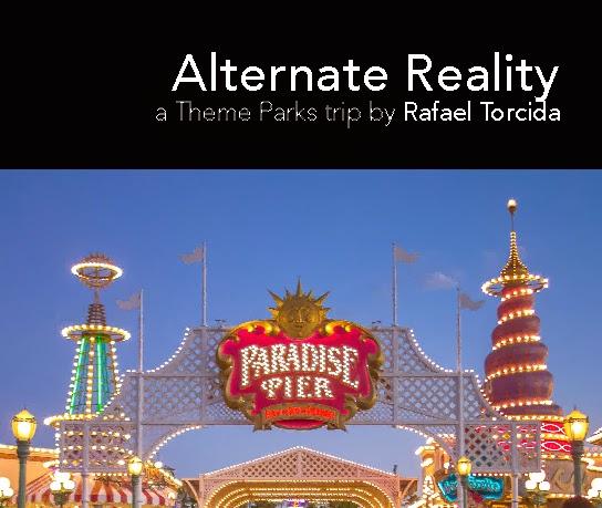 ALTERNATE REALITY, nouveau livre  de Rafa Torcida Alternate_Reality