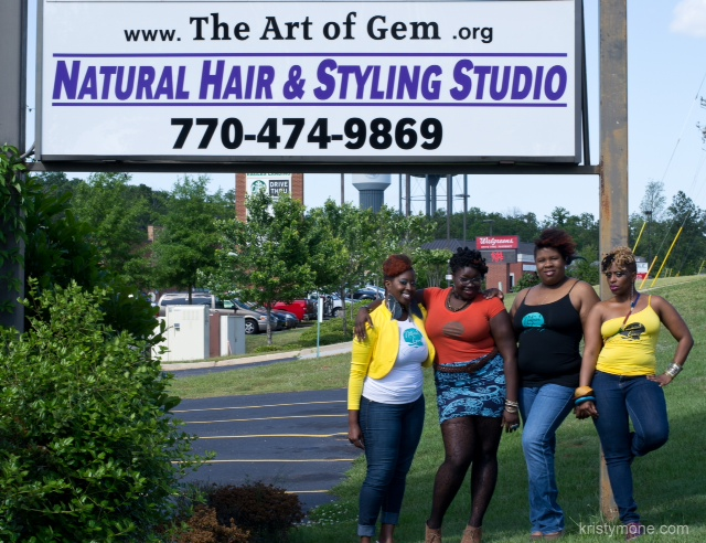 natural hair salons Stockbridge GA | The Art Of Gem Natural Hair and Styling Studio at 1080 Eagles Landing Pkwy, Stockbridge, GA