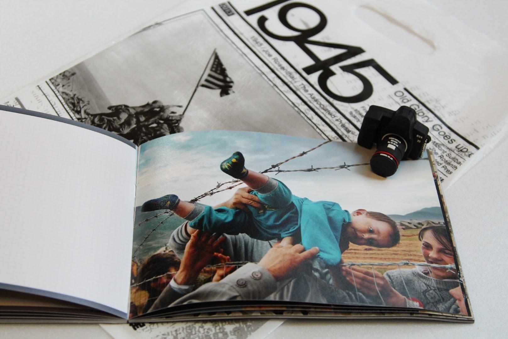 *好康贈送:1/25~2/7 「普立茲新聞攝影獎典藏明信片組+相機造型隨身碟」(已截止) 3