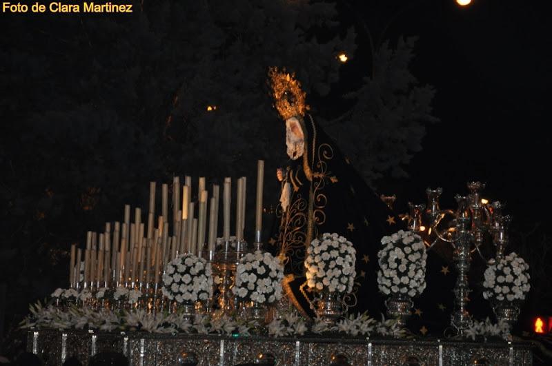 Virgen de la Soledad, Procesión Dolor de Nuestra Madre, León