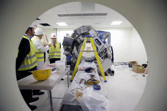 6 nuevos equipos de cirugía robótica Da Vinci