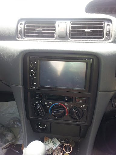 Here Is A Pic Of Mine Installed