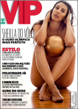 Download - Sheilla do Vôlei : Revista VIP - Outubro 2012