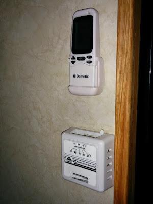 Control Remoto Aire Acondicionado y Termostato de Calefacción