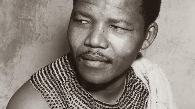 Nelson Mandela: dead at 95