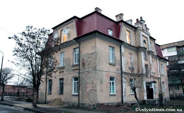 Будинок на вулиці Стрілецькій, 51
