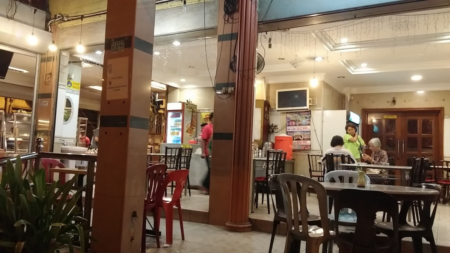 SA Bamboo Curry House - Indian Restaurant in Segambut