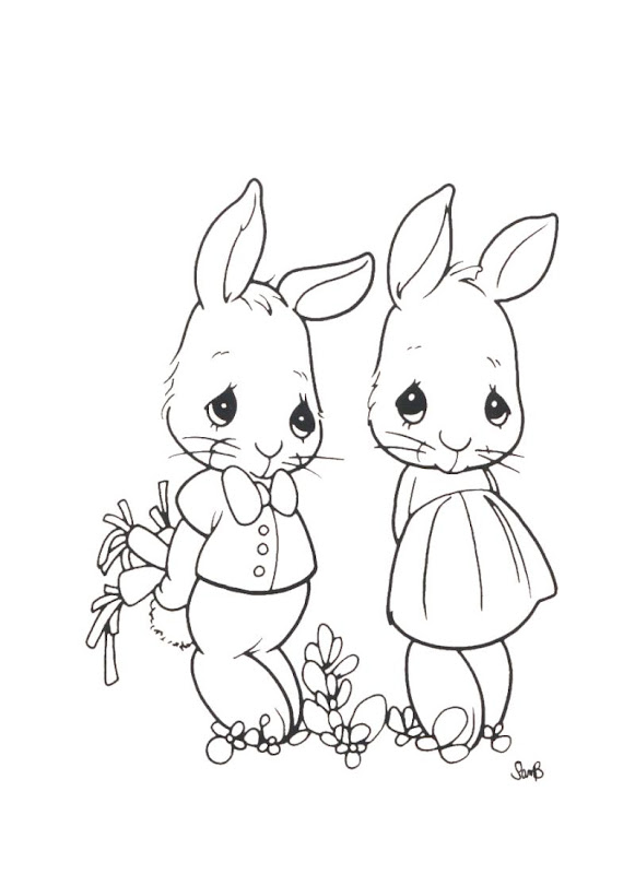 Precious Moments Christian Coloring Pages - Coloring Home | 800x581