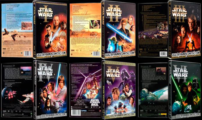 Saga la guerra de las galaxias