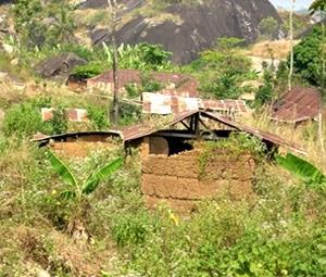 Old Idanre town