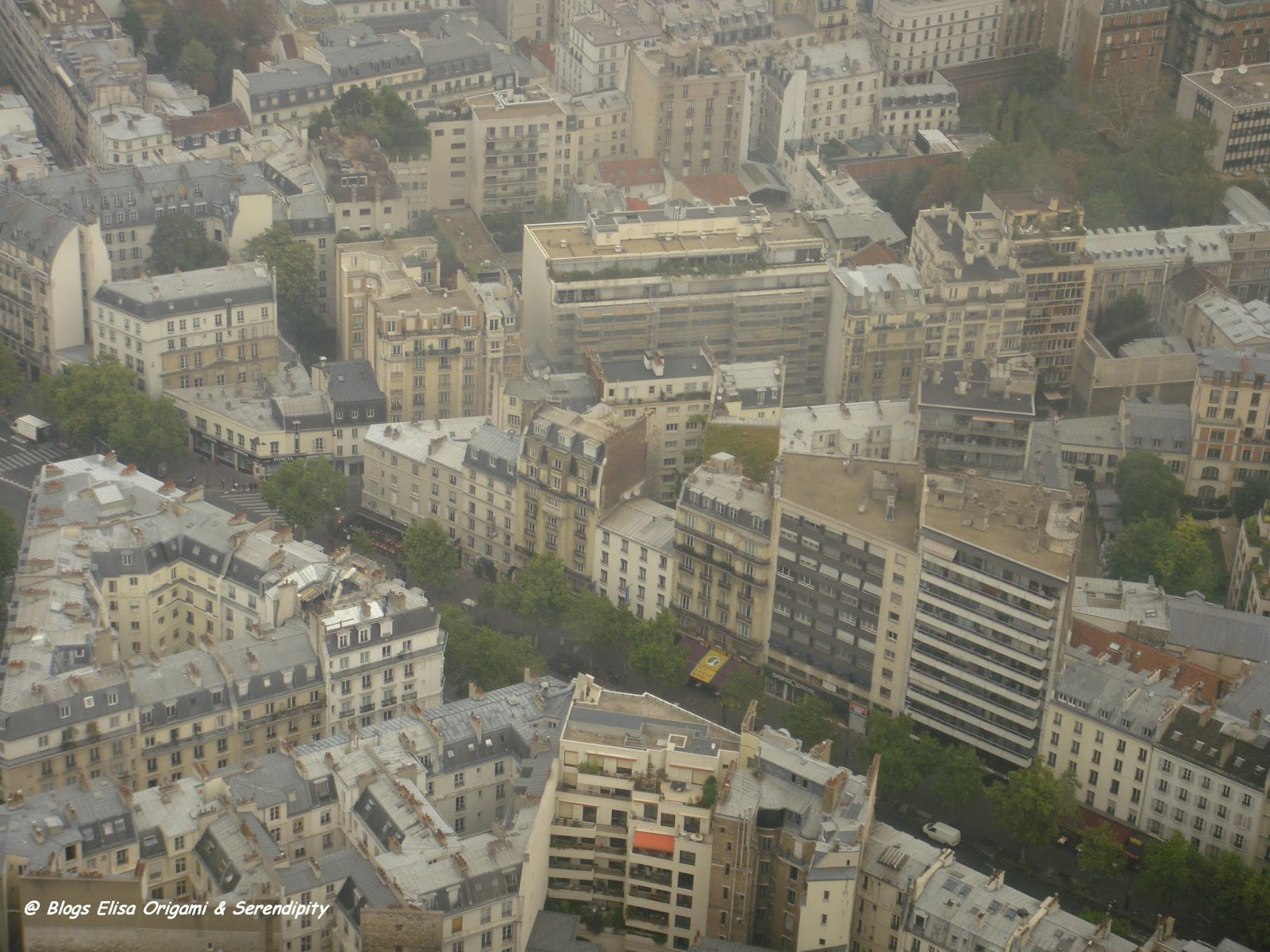 Desde el Ciel de Paris, Tour de Montparnasse, París