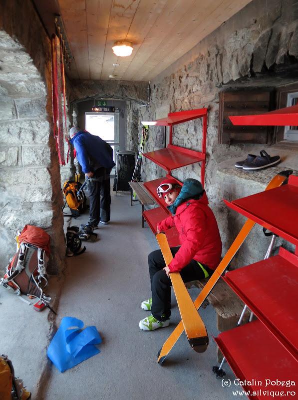 2014.03.25 - Haute Route: Cabane des Vignettes - Cabane de Bertol