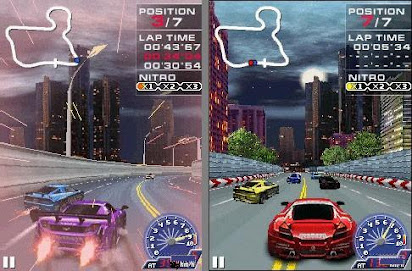 Download asphalt 3 street rules hd for s60v2 | free download n70.