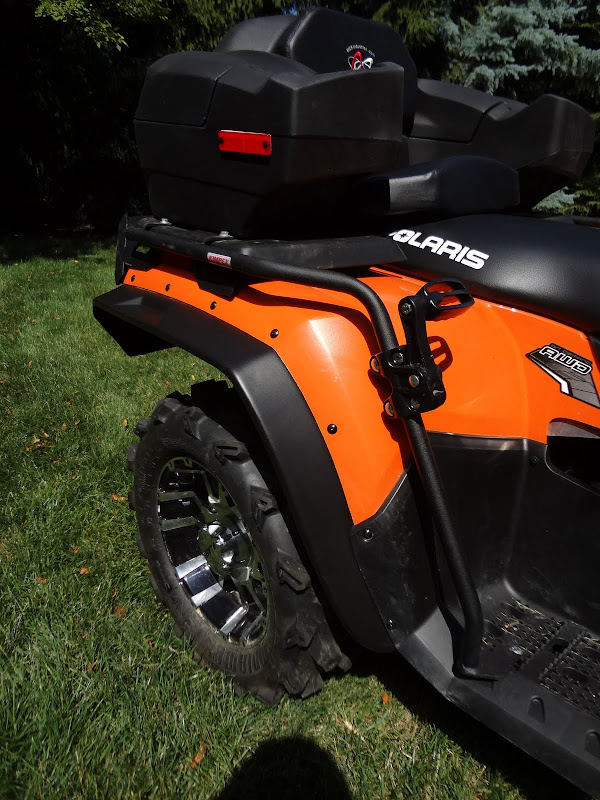 2016 Polaris Ranger >> theatvsuperstore 11-12 Sportsman 500 Fender Flares - Page 2 - Polaris ATV Forum