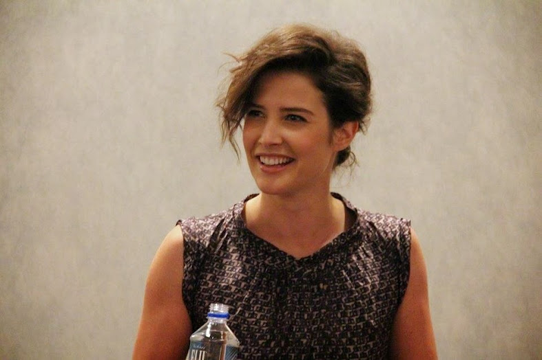 Cobie Smulders (Emma) from Delivery Man #DeliveryManEvent