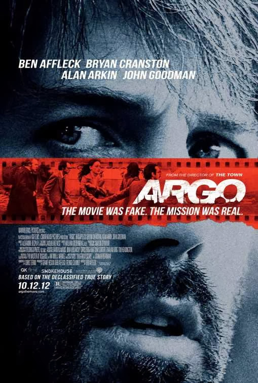Poster Of Argo (2012) Full Movie Hindi Dubbed Free Download Watch Online At Alldownloads4u.Com