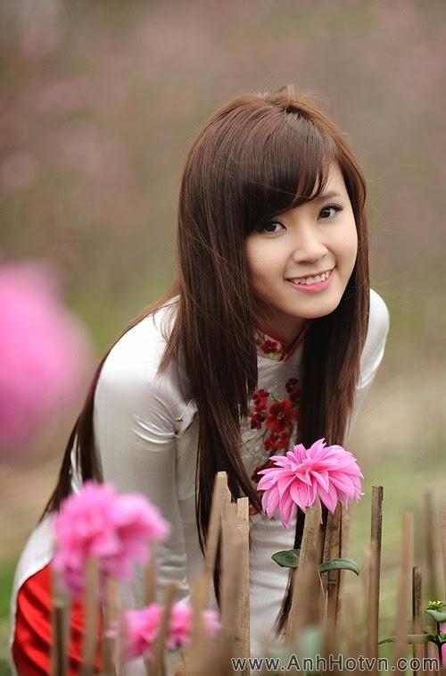 Bộ ảnh áo dài Việt P14