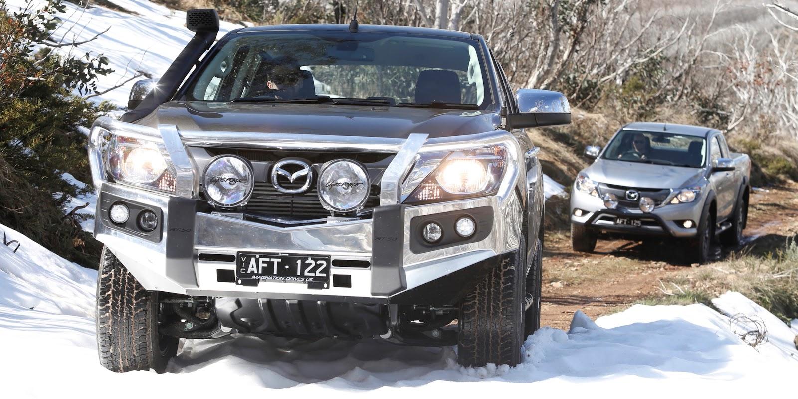 Terocket đã từng lái Mazda BT 50 từ Sài Gòn đi Vũng Tàu, chở rất nhiều đồ, nhưng thực sự là rất chán