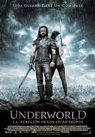 Underworld Rise of the Lycans 2009