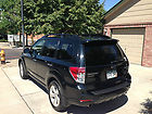 2010 Black Pearl Subaru Forester XT Limited