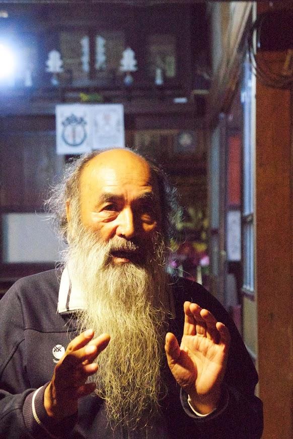 関一彦さん(82歳)