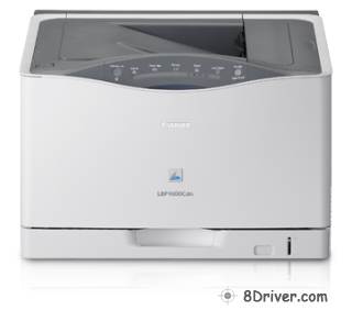 download Canon LBP9100Cdn Lasershot printer's driver