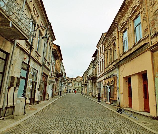 strada lipscani slatina
