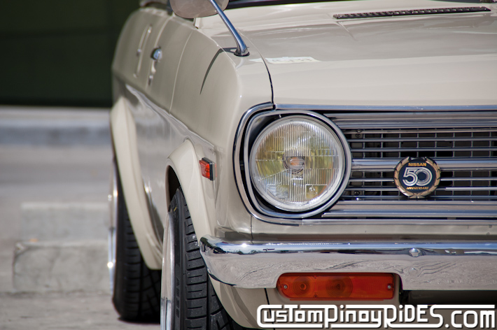 Richard Opiana 1991 Nissan Sunny Truck Custom Pinoy Rides Car Photography pic5
