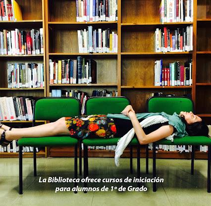 La Biblioteca de la Facultad de Bellas Artes ofrece unos cursos de iniciación para todos los alumnos de primero de grado.