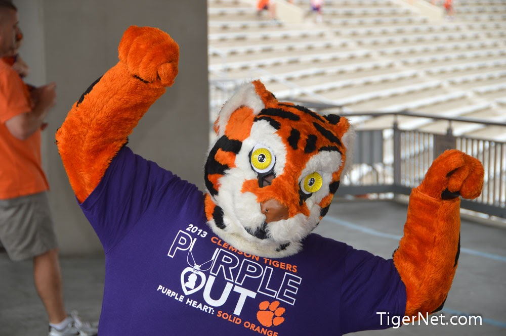 2013 Clemson Fan Day Photos - 2013, Fan Day, Football, The Tiger