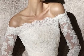 off shoulder lace