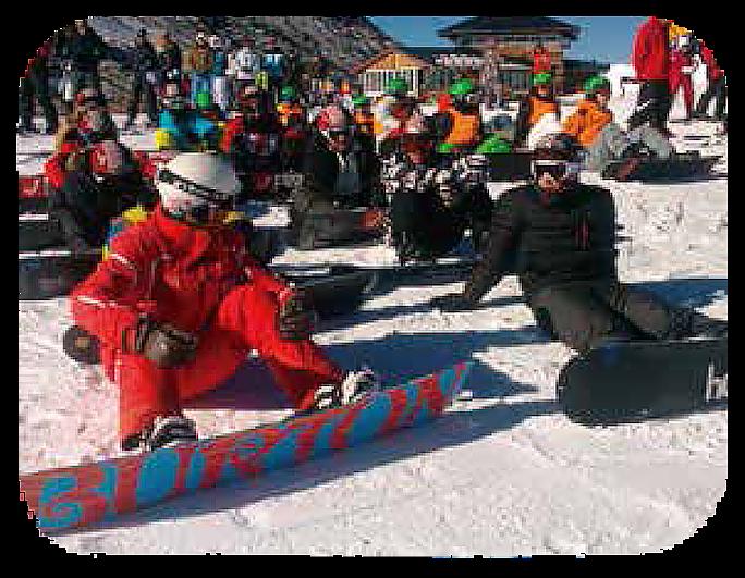 Arranca el esquí en Sierra Nevada para grupos de estudiantes